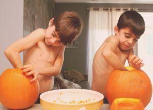 かぼちゃがかわいいインテリアに!海外で流行っている#PAINTED PUMPKINとは?! アイキャッチ画像