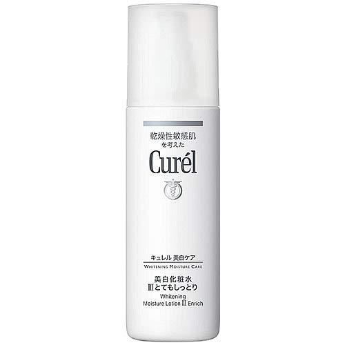 キュレル 美白化粧水 III とてもしっとりの商品