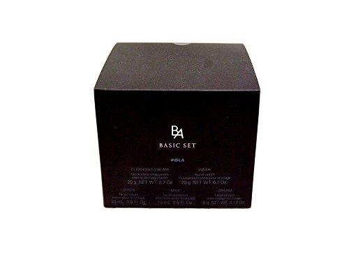 POLA B.A ベーシックセットの商品