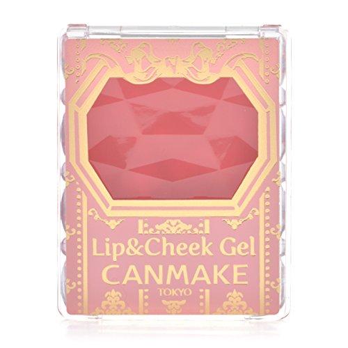 キャンメイク リップ&チーク ジェル #01 ストロベリームースの商品