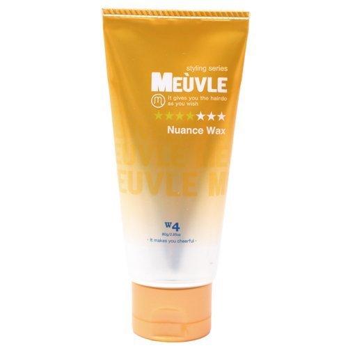 MEUVLE ニュアンスワックス W4 ミューブル(オレンジ)の商品