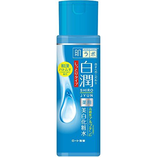 白潤 薬用美白化粧水の商品