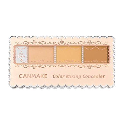 キャンメイク カラーミキシングコンシーラー #01 ライトベージュの商品