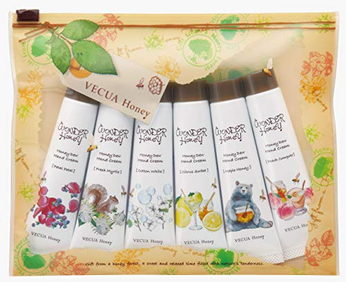 ワンダーハニー 蜜蜂の森のハンドクリームギフトの商品