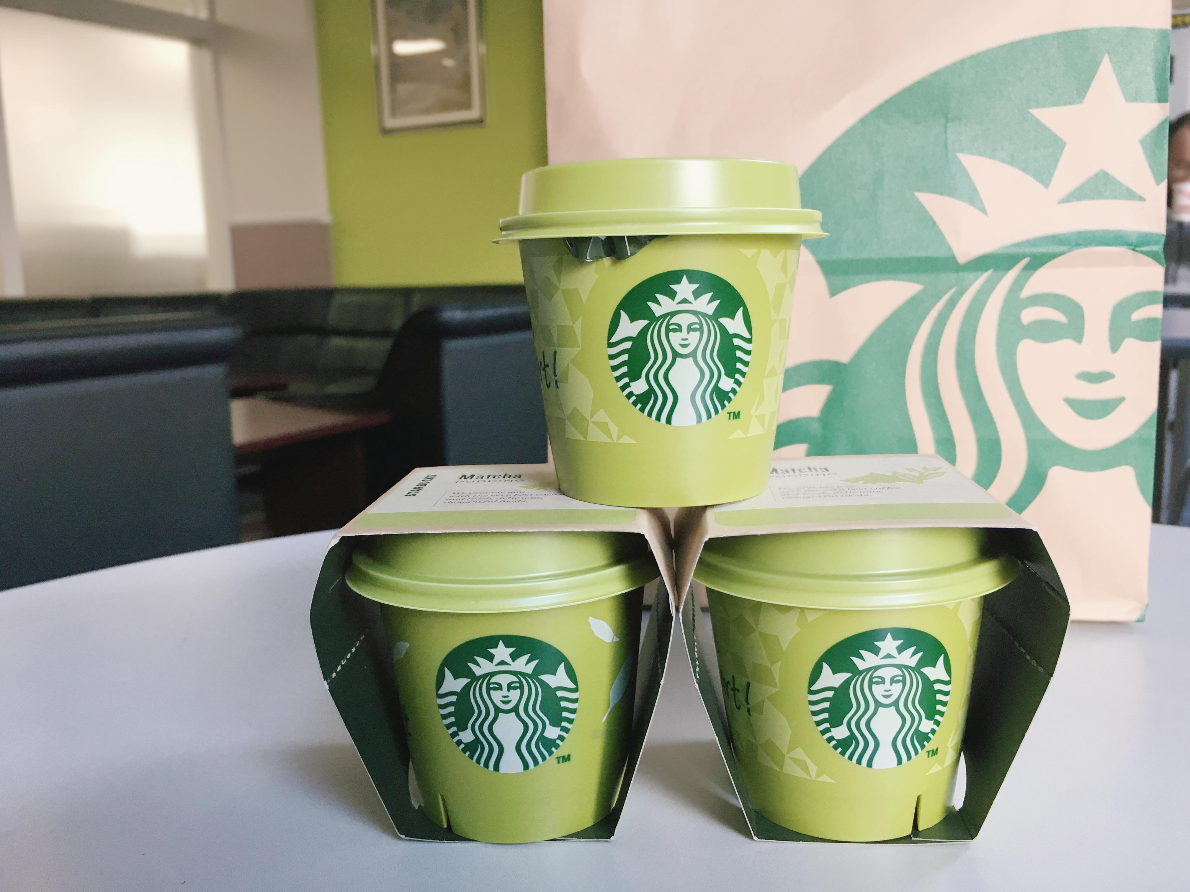【4月1日更新】スタバ新作抹茶プリンが登場!気になる味とカップのデザインをチェック◎