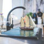 賃貸でもできるキッチンリメイク術!DIYで憧れの海外風キッチンに♡ アイキャッチ画像