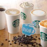 スタバ新作ディカフェが1月11日に登場!カフェイン99%オフでも美味しい◎