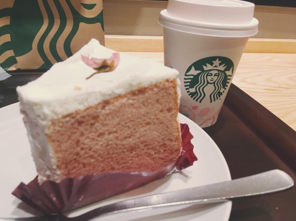 毎年大人気のさくらシフォンケーキ&ラテを食レポした気分は桜並木とお嬢さん アイキャッチ画像