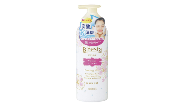 Bifesta 泡洗顔 モイスト