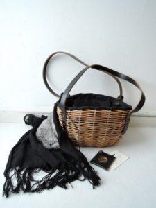 春夏に使いたい♡シンプルでおしゃれに使いやすいかごバッグ アイキャッチ画像
