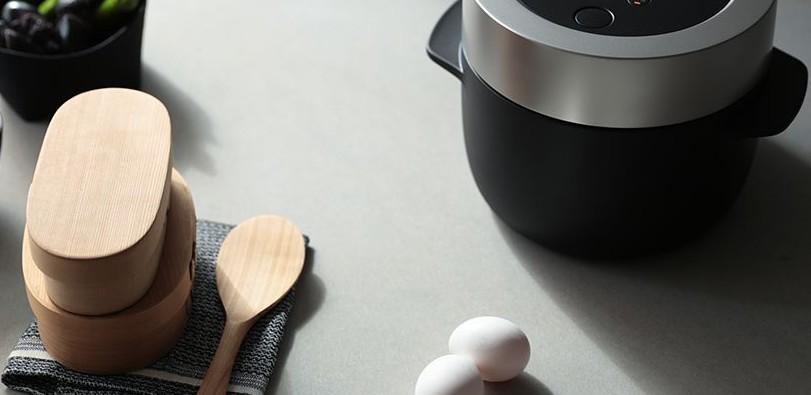 バルミューダ新作の炊飯器「ごはん」がすごい!実際に使ってみたレビュー動画を紹介◎ アイキャッチ画像