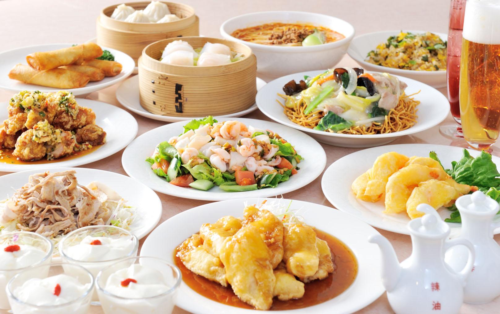 横浜で中華料理を心ゆくまで堪能したい!中華街のランチビュッフェのお店4選 アイキャッチ画像