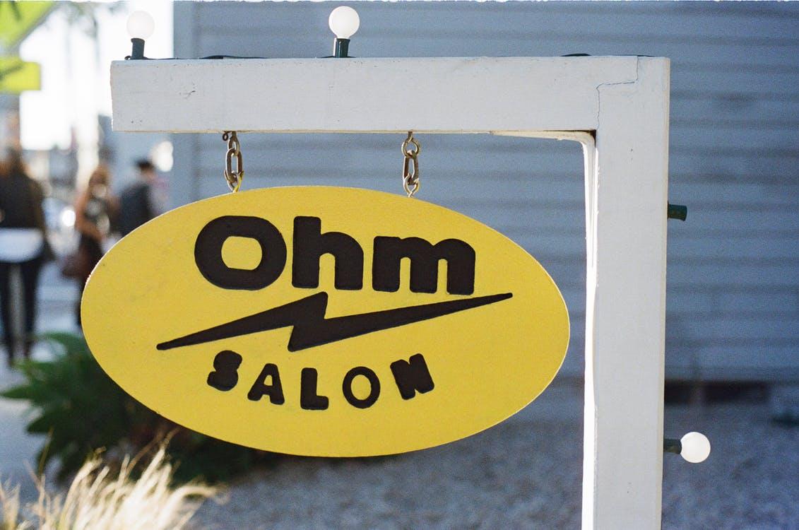 sign-salon