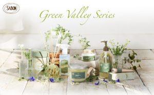 2017年SABON(サボン)の初夏限定シリーズ「Green Valley Series」が今年も登場! アイキャッチ画像