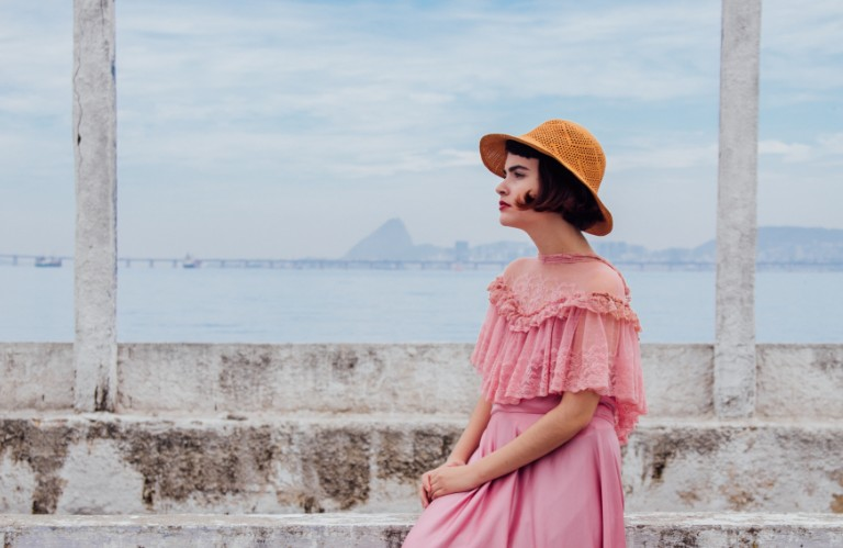 夏のトレンドコーデに取り入れたい帽子をチェック◎紫外線予防はオシャレに