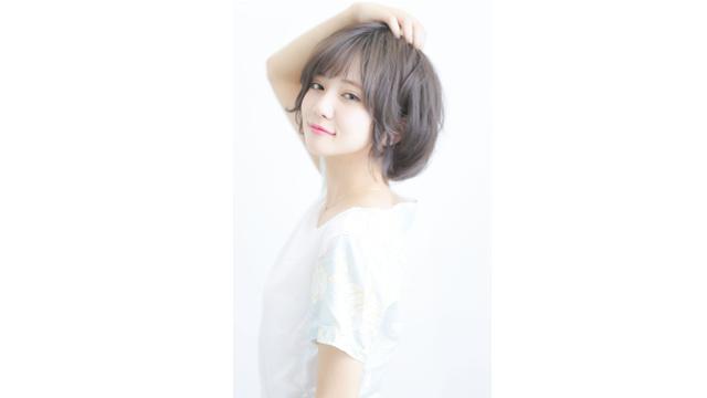 透明感カラー☆クラシカルロブ☆バレイヤージュデジタルパーマ