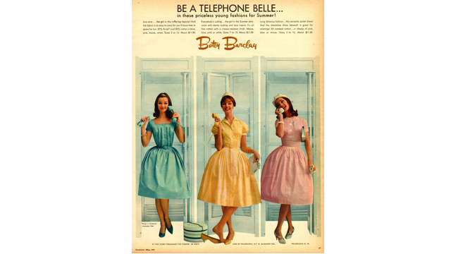 1960年代ファッション誌「Seventeen」