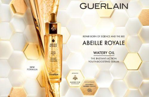 ゲラン「アベイユ ロイヤル」シリーズに最新オイル美容液&バームが登場。気になる詳細をチェック!