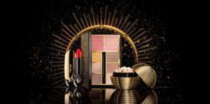 ゲランからクリスマスコフレ「ホリディメイクアップコレクション2017」が登場!!ゴージャスな舞踏会のようなアイテムが素敵◎ アイキャッチ画像