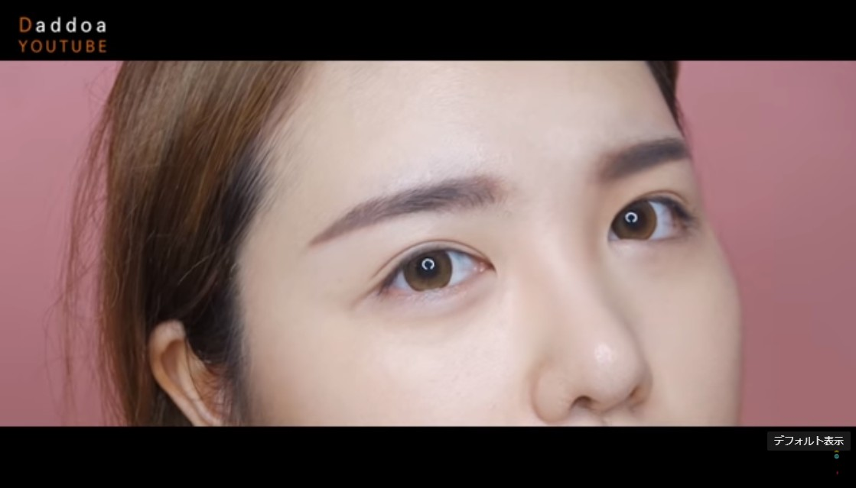 綺麗な平行眉の書き方♡韓国メイク定番の綺麗な眉はこうやってつくる!!