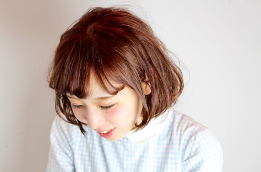 「イルミナカラー」で憧れの外国人風ヘアカラーに♡イルミナカラーヘアカタログ