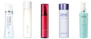 弱酸性化粧水おすすめランキング14選!ゆらぎ肌を優しくうるおす高保湿スキンケア アイキャッチ画像