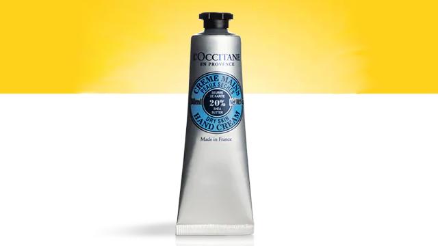 ロクシタンシアハンドクリームの人気の秘密