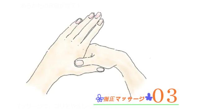 指圧マッサージ