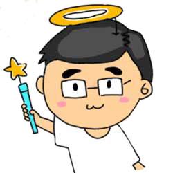 スキンケアの天使