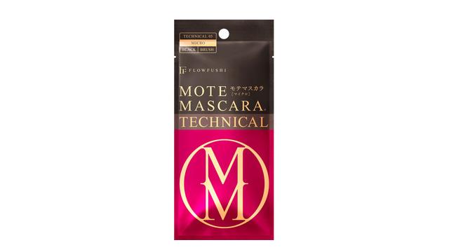 モテマスカラ TECHNICAL 3
