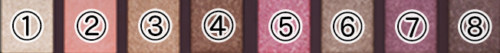 PK1カラーパレット
