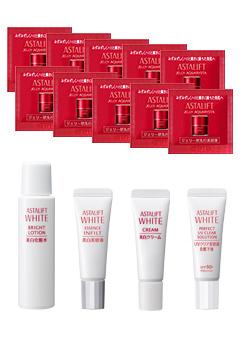 アスタリフトホワイト 美白トライアルキットの商品