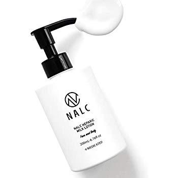 ナルク│薬用ヘパリンミルクローション 乳液の商品