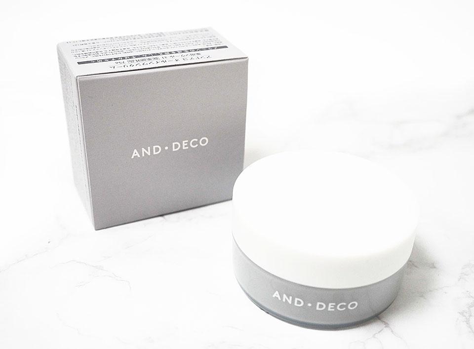 アンドデコ(AND・DECO)オールインワンクリームの口コミや効果を専門家が徹底調査してみた アイキャッチ画像